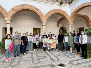 El Ayuntamiento de Zafra acogía hoy un acto por el 23 aniversario del Día Mundial de la Salud Mental