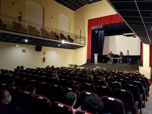 Presentado el curso `Cultura para Todos´ que dirige Joaquín Pascual en Fuente del Maestre