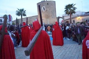 Las visitas a la Oficina de Turismo de Zafra en Semana Santa han aumentado en 884 personas pese al mal tiempo