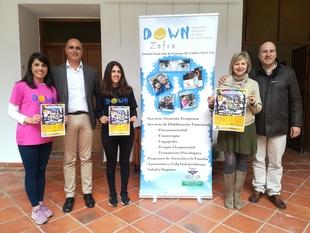 La V Carrera Caminata Solidaria de Down se celebra en Zafra el 1 de mayo