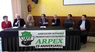 Afectados por la Retinosis Pigmentaria de Extremadura celebran este sábado su asamblea general en Mérida
