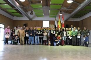 ACOF valora positivamente la V Exposición Ortinológica celebrada en Fuente del Maestre