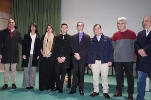 Miguel Muñoz Fernández gana la Fase Autonómica del 18º Premio Intercentros Melónamo de Fundación Orfeo celebrado en Zafra