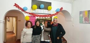 LA Escuela Municipal de Música de Zafra celebró ayer un acto de convivencia para conmemorar el Día de Santa Cecilia