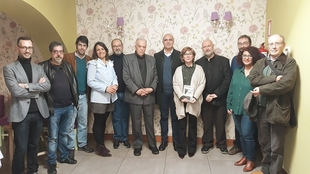 El escritor malagueño Antonio Soler gana el XIV Premio Dulce Chacón de Narrativa Española con su obra `Sur´