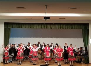 Varios grupos musicales fontaneses ofrecieron un gran concierto por Santa Cecilia en Fuente del Maestre