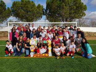 El mítico equipo fontanés `Los Misiles´ celebró el 30 aniversario de su fundación