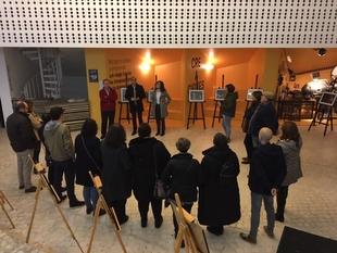 El Centro Cultural Teatro de Zafra acoge la exposición fotográfica de Verónica Conejo `10 años de historia(s)´