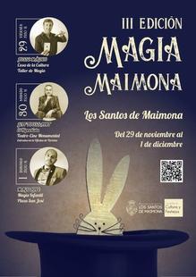 Los Santos de Maimona celebra su fin de semana más mágico