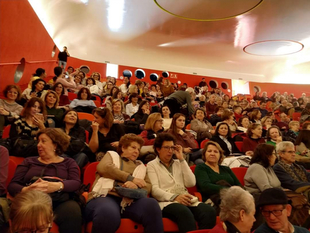 El club de lectura fontanés participó en el XII Encuentro de Clubes de Lectura de Extremadura