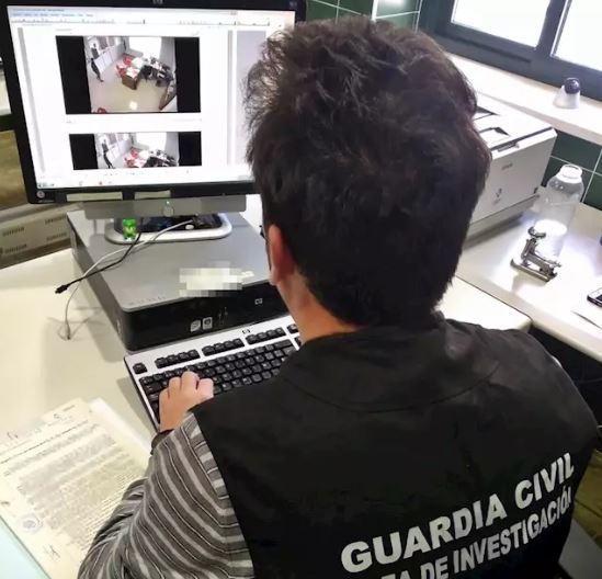 Detenido el supuesto autor de robos en comercios de Zafra y Puebla de Sancho Pérez