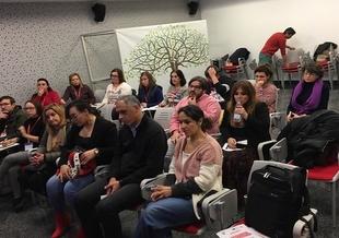 Zafra acoge una jornada formativa de Diputación para la motivación e inserción laboral