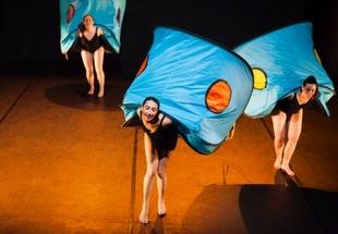 El espectáculo de danza `Mukuki´ se representa el próximo domingo día 1 en el Teatro de Zafra