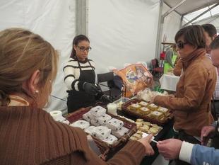 Mañana se inaugura la IV Feria del Queso Artesano de Zafra, que cuenta con quince participantes