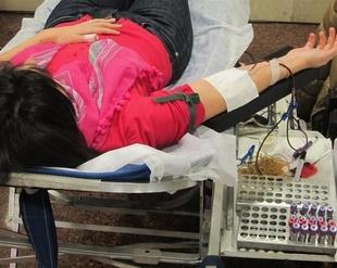 El Banco de Sangre se desplazará a Valencia del Ventoso y Zafra durante el mes de diciembre