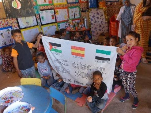 La Asociación de Amigos del Pueblo Saharaui de Fuente del Maestre se encuentra realizando varios proyectos en Argelia