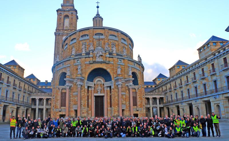 Medina de las Torres participa en el III Rally Turístico en Moto Ruta Vía de la Plata