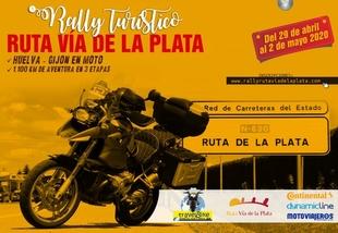 Abiertas las inscripciones para participar en el III Rally Turístico en Moto Ruta Vía de la Plata