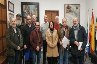 El Ayuntamiento de Zafra ha firmado hoy diferentes convenios de colaboración con once asociaciones, colectivos e institutos por 68.249 euros