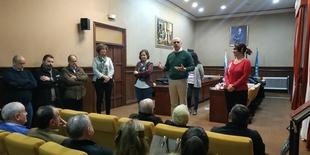 El Ayuntamiento de Zafra reconoce a los trabajadores jubilados durante este año