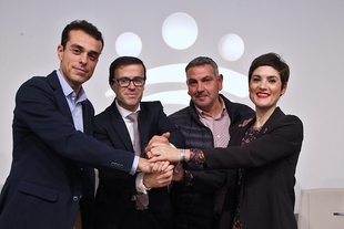 La mini-planta de biogás que se construirá en La Lapa contará con la colaboración de la Diputación de Badajoz