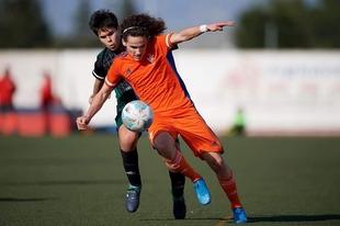 El fontanés Iñaki González participó en la 1ª fase del Campeonato de España de Selecciones Autonómicas sub-16