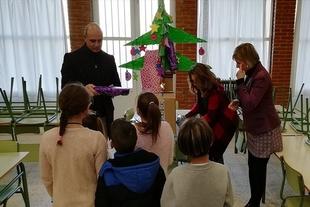Zafra ha clausurado hoy los Espacios Socioeducativos navideños