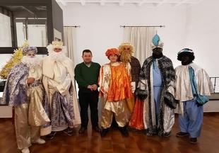 Magia e ilusión en la Gran Cabalgata de Reyes de Fuente del Maestre