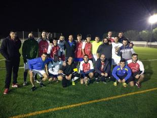 `Las Gordinas´ se impone en el I Torneo de Fútbol 7 de Navidad en Fuente del Maestre
