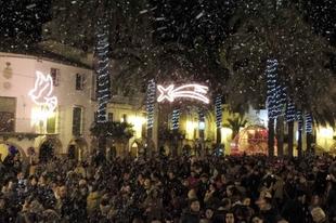 Las Navidades de Zafra han sido un completo éxito para el sector comercial, empresarial y hostelero, según el alcalde