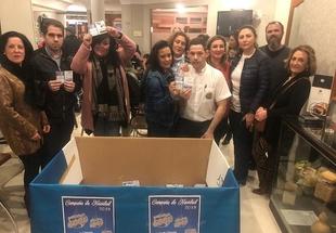 Los comerciantes y empresarios de Zafra han sorteado los tres cheques de la campaña de Navidad 2019