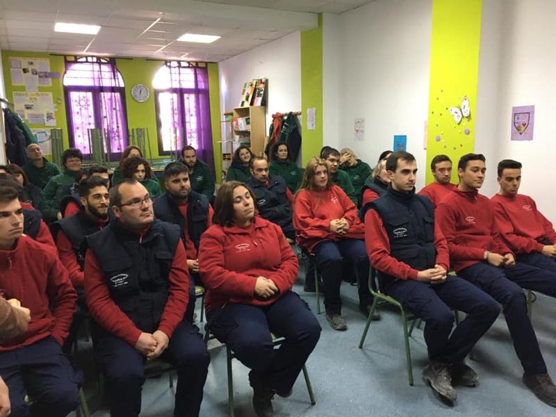 La Escuela Profesional Zafra IV cuenta con 30 alumnos de Albañilería y Atención Sociosanitaria