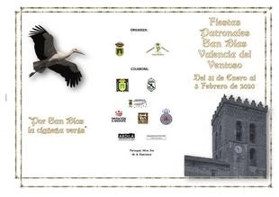 Valencia del Ventoso celebra sus Fiestas Patronales en honor a San Blas (Programación completa)
