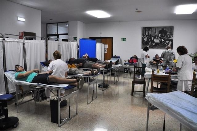 El Banco de Sangre se desplazará a Zafra, Feria, Atalaya y Burguillos del Cerro en febrero