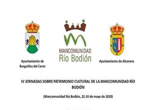 Puesta en marcha de la organización de las IV Jornadas sobre Patrimonio Cultural de la Mancomunidad Río Bodión