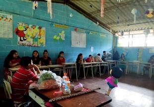 Asun Rojas, de Fuente del Maestre, ha trabajado como cooperante en el Salvador con la ONG Vides