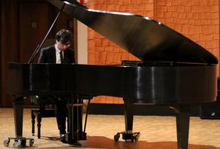 José María Villegas ofrecerá hoy un concierto didáctico en el curso `Cultura para todos´ de Fuente del Maestre