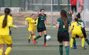 Claudia Murillo, de Valencia del Ventoso, Carla Fernández y Alicia Barrante, de Zafra, disputarán en San Sebastián la 2 fase del campeonato de España
