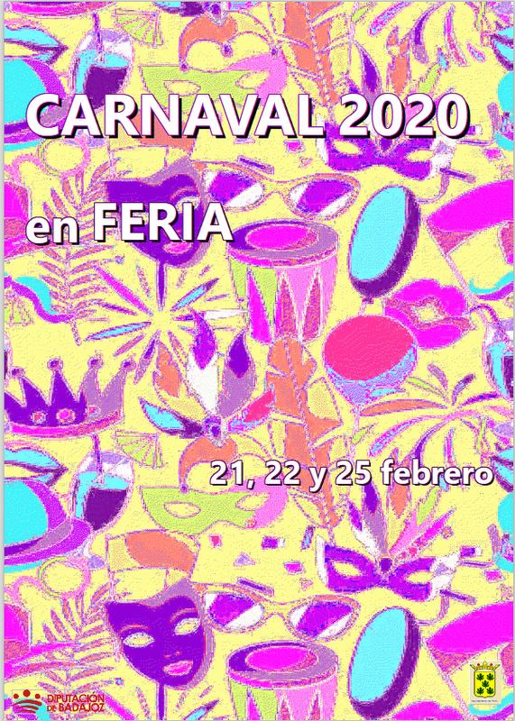 Conoce la programación completa del Carnaval de Feria