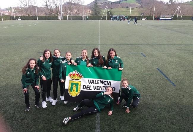 Doble derrota ante País Vasco en el adiós de las selecciones femeninas del Campeonato de España