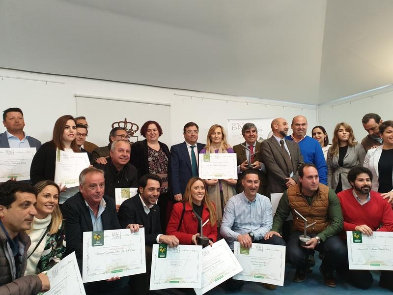 El aceite Roniel de Fuente del Maestre consigue el premio de 'Extrema Selección 2020'