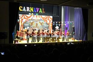 Arranca el Carnaval 2020 en Los Santos de Maimona