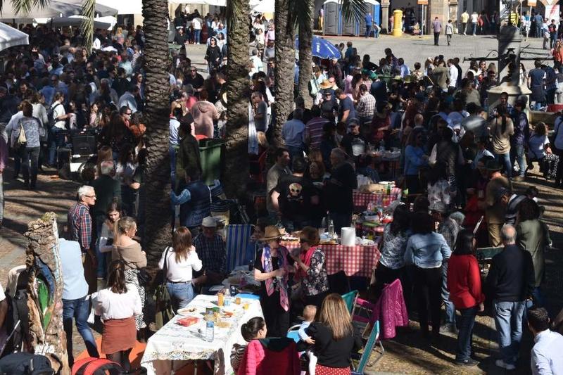 El Carnaval de Zafra ha registrado una alta participación en todas las actividades programadas