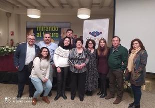 Estefanía Trujillo Fernández, de Valencia del Ventoso, galardonada en el Proyecto `Memoria Viva de Mujeres para recordar´
