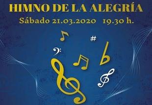 El himno de la alegría sonará en Burguillos del Cerro el próximo sábado para hacer más llevadero el confinamiento