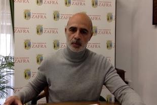 José Carlos Contreras, alcalde de Zafra, anuncia nuevas medidas para hacer frente al Covid-19