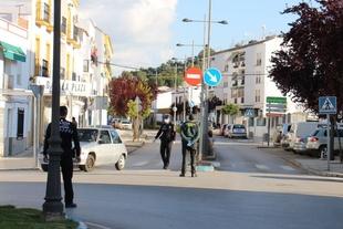74 sancionados en Los Santos de Maimona desde el comienzo del Estado de Alarma