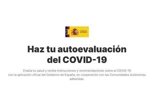 La aplicación oficial del Gobierno para el autodiagnóstico del COVID-19 ya está disponible en Extremadura