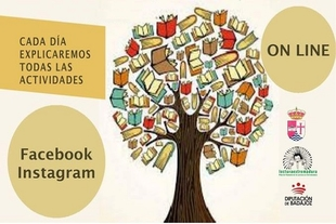 Valverde de Burguillos celebra la semana del libro con diferentes actividades desde casa