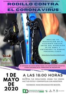 La Mancomunidad Río Bodión propone una actividad online para los amantes del ciclismo